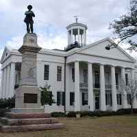 Hinds County Courthouse - Raymond, Mississippi