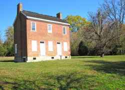 Gordon House - Natchez Trace Parkway