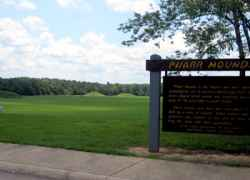 Pharr Mounds - Natchez Trace Parkway