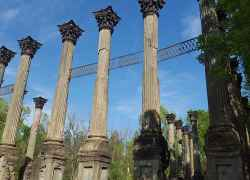 Windsor Ruins - Port Gibson / Alcorn, Mississippi