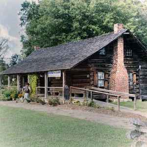 French Camp Historic Village - Huffman Cabin Gift Shop