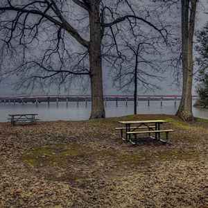 Colbert Ferry Picnic Area - Natchez Trace Parkway