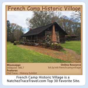 French Camp Historic Village