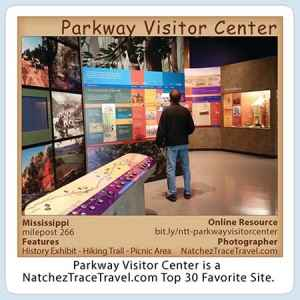 Parkway Visitor Center
