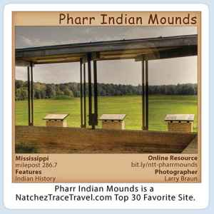 Pharr Indian Mounds