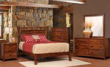 Catalina Bedroom - O'Reilly's Amish Furniture