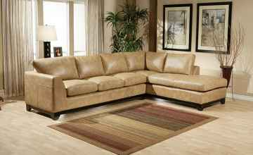 City Sleek Sectional - O'Reilly's Amish Furniture
