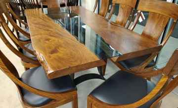 River Table - O'Reilly's Amish Furniture